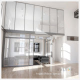 Office/Hotels에 있는 6mm Clear 또는 Frosted Tempered/Toughened Glass Wall/Partition