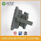 Lumbreras a prueba de explosiones del LED para la gasolinera