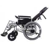 Fauteuil roulant électrique portatif arrière élevé (BZ-6103)