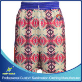 Team Sporting를 위한 주문 Sublimation Lacrosse Reversible Short