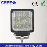 12V 30W 4inchのクリー族LED重い機械作業ランプ