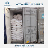 Soda Ash Dense com Lowest Price Hot Sale 99.2% Purity