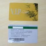 De Plastic PromotieKaart van uitstekende kwaliteit van de Gift van pvc (ca-001)