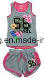 Kinder Printed Clothing, Baby Suit für Summer SGS-102