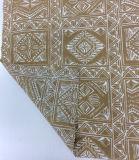 인쇄된 의복 홈 직물 직물 인쇄를 혼합하는 리넨 면