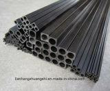 Tubo redondo de la fibra del carbón de Od2.0*1.0idmm Pultruded