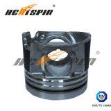 Piston d'engine Isuzu 4jj1 avec Alfin et galerie d'huile 8-98043-705-0