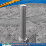 Ss 304 poste del bolardo del acero inoxidable 316 316L para el estacionamiento