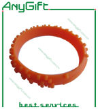 Silicone Wristband con Customized Shape e Logo (LAG-WB-07)