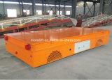 Sin rail alimentados por batería de la carretilla de transferencia (KPX)