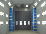 Spray Booth for Industrial Using