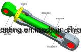 Stahlgußteil Soem-42crnimo mit der maschinellen Bearbeitung