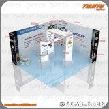 무역 박람회 휴대용 알루미늄 전람 부스 3X3
