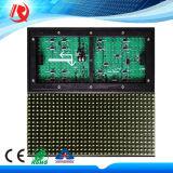Único/módulo duplo do diodo emissor de luz do sinal P10 do diodo emissor de luz do indicador do anúncio ao ar livre da cor