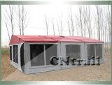 Tenda di modello del rimorchio di campeggiatore di Ctt6005-Da con il doppio annesso