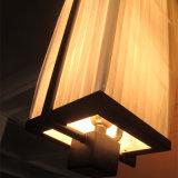 型の会議室Opal白いファブリック陰のペンダント灯
