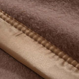 ラクダカラーウールの毛布ホテルの寝具の/Hotelの寝具