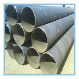 espiral estándar de tubo de acero soldado