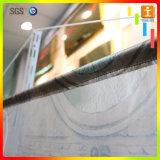 Drapeau s'arrêtant de tissu d'impression de Cmyk pour le modèle de décoration de système
