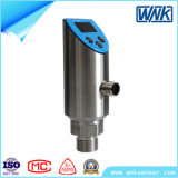 PNP/NPNの切換えのスマートな4-20mA/0-5V/0-10Vデジタル圧力送信機