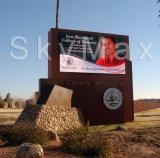 Affichage à LED polychrome de la publicité extérieure du projet P20 des Etats-Unis Univercity