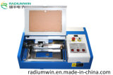 Laser-Stempel Minider laser-Jade-Kristallgravierfräsmaschine-3020, der Maschine herstellt