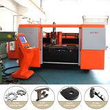 Tagliatrice controllata del laser di raffreddamento ad acqua di CNC della taglierina del laser di CNC