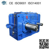 Unidad de caja de cambios de engranajes helicoidales Deber H Serie B Serie Bisel pesada