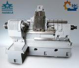 Torno de giro de alta velocidade do CNC de Ck50L com linha central de C