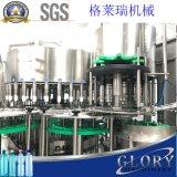 Llenador líquido y máquina que capsula
