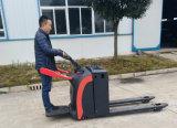 Camion di pallet elettrico pieno di Cbd30 3.0t con il pedale