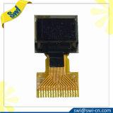 """0.42 """" 72X40 SSD1306 Bildschirmanzeige OLED mit 16 Stiften für Kieferknochen oben"""