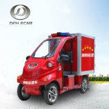 De mini Lading van de Open tweepersoonsauto van de Autoped Elektrische