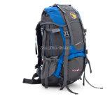 O saco vendável do alpinismo, saco de ombros, mochilas Trekking Waterproof 55L