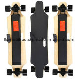 4 de Dubbele Bestuurder Elektrische Longboard van wielen voor Volwassenen