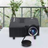 1080P HD beweglicher Mini-LED Projektor Projecter der Multimedia-UC28