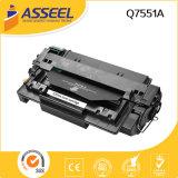 51A Cartucho de tóner para HP Laserjet M3027 MFP / 3027x (AS-Q7551A)