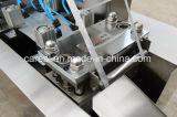Il pacchetto di plastica automatico riduce in pani la macchina per l'imballaggio delle merci di plastica di alluminio della bolla delle pillole delle capsule
