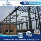 Taller de acero ligero confeccionado prefabricado comprable