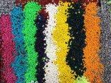 El PE reciclado negro Masterbatch para los bolsos de la película que soplan y de basura