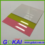 Beste Qualitätstransparentes Acrylblatt für Dekoration