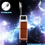 Dispositivo del salón del laser del retiro del pelo y del retiro IPL de la arruga