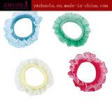Accessorio dei capelli delle donne fatto di tessuto