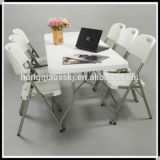 Tabela de dobradura de 2 medidores/tabela de banquete/tabela de jantar