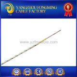 fio elétrico de aquecimento isolado dobramentos da fibra de vidro de 350deg c