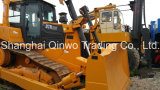 Het Japan-Merk van de hydraulisch-Transformatie 2008 van de voor-lossing de 3~5cbm/25ton Gebruikte Bulldozer van het Kruippakje van de Rupsband D7r