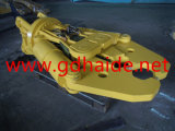 Изготовление Pulverizer землечерпалки/гидровлического резца/гидровлических ножниц для заграждения подрыванием землечерпалки