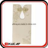 Карточка приглашения приветствию изготовленный на заказ печатание славная с габаритом