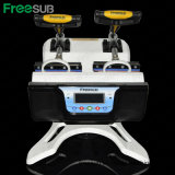 Tasse Freesub Mini Double-Station presse de la chaleur machine St-210