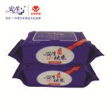 Tissu humide de ménage fait sur commande de 80 adultes de PCS avec la qualité et le prix bon marché